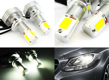 2x H7 High Power COB LED High Beam Headlight for MERCEDES-BENZ 60W Bulb White