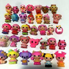 10PCS Original Lalaloopsy MGA Dolls Mini Figure Cute Doll cake topper Toy Random