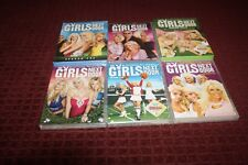 The Girls Next Door The Complete Series 1, 2, 3, 4, 5 & 6 DVD *Brand New Sealed*
