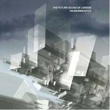 The Future Sound of London - Environments 2 [New CD] UK - Import