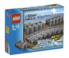 LEGO 7499 SET Binari Flessibili - CITY