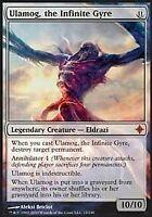 Ulamog The Infinite Gyre LP Rise Of The Eldrazi MTG Magic Commander EDH