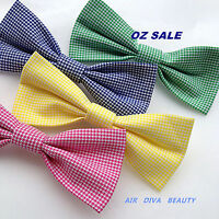 1PC Baby Boys Kids Children Party School Cute Cotton bow tie Necktie bowtie Pin