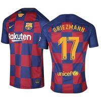 T-shirt Griezmann FC Barcelonne Domicille -2019-2020