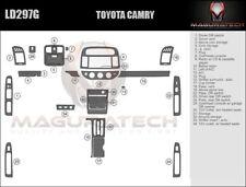 Fits Toyota Camry 2005-2006 NO Navigation Large Premium Wood Dash Trim Kit