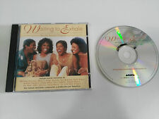 WITNEY HOUSTON WAITING TO EXHALE SOUNDTRACK BSO CD 1995 SPANISH EDITION BABYFACE