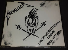 Metallica: Limited Edition (Live At Wembley,London) 1992