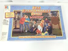 1992 Milton Bradley The Baby Sitters Club Mystery Game - Missing Pieces