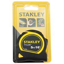 STANLEY TYLON 5m 16 METRIC IMPERIAL TAPE MEASURE