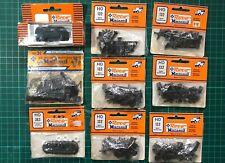 Minitank Mini Tank 1/87 HO Gauge OO VW Bus Transporter Bridge Building Equipment