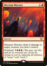 Mizzium Mortars Commander 2015 NM Red Rare MAGIC THE GATHERING CARD ABUGames