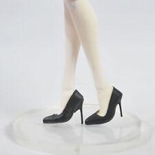 "Sherry 16"" Ficon Black doll shoes/pumps/кукла обувь/인형 신발/Puppenschuhe(2-IMS-1D"