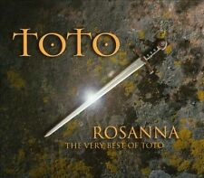Rosanna: The Very Best of Toto [Box] by Toto (CD, Feb-2005, 3 Discs, Sony Music)