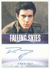 "DREW ROY ""HAL MASON AUTOGRAPH CARD"" FALLING SKIES SEASON 2"