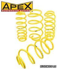 Apex Seat Ibiza FR and Cupra petrol 02-08 6L 25mm Lowering Springs