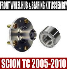 Scion tC Front Wheel Hub And Bearing Kit Assembly 2005-2010