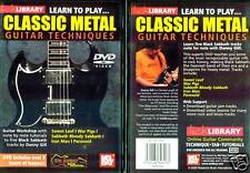 Lick Library Black Sabbath Guitar Techniques DVD