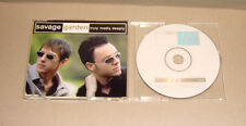Single CD Savage Garden - Truly Madly Deeply  5.Tracks 1998  sehr gut  MCD S 12