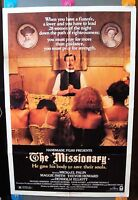 """""""THE MISSIONARY"""" will do anything to Bless all these Lovely Girls - movie poster"""