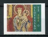 Slovakia 2018 MNH Christmas Angels Nativity 1v S/A Set Stamps