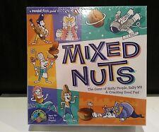 Mixed Nuts Game A Mental Floss Game 2012 NIB