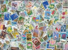 Japanese stamp 1970-2013 500 different random extractions. used