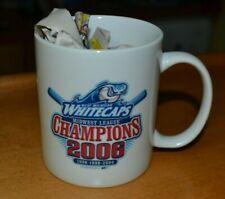 West Michigan Whitecaps 2006 Champions Coffee Mug Milk Cup Roster Nice Minors