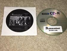 KOMMANDANT 2012 PROMO CD bestial warlust sadistik exekution blasphemy indie demo