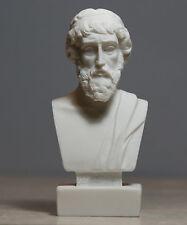 PLATO Bust Head Greek Philosopher Statue Sculpture Handmade 4.72΄΄