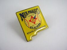 Vintage Collectible Pin: New Mexico State Champions Girls Fastpitch Papa John's