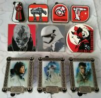 Star Wars The Last Jedi The Resistance Mystery Booster Set Choose a Disney Pin
