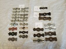 28 Bow-Tie Turn Latches - Jelly Cupboards - Cabinets - Doors