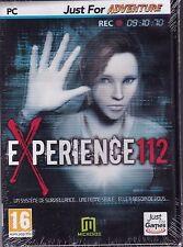EXPERIENCE 112 Jeu PC Neuf