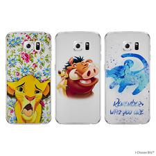 Lindo de Disney Lion King Funda / para Samsung Galaxy S8 (G950) / Protector
