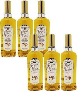 Royal Violets by Agustin Reyes 7.6 oz Spray bottle Pack of 6