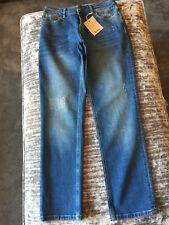 Boden Distressed Vintage Slim Fit Jeans NWT Waist 32""