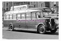 pu1143 - East Kent Bus , reg JG 9956 to Ramsgate - photograph 6x4