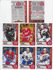 2020 Upper Deck National Hockey Card Day Canada 17 Card Complete Set NHCD UD