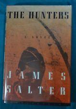 The Hunters James Salter Counterpoint Hardcover in Jacket 1997 Korean War