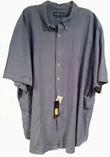 Mens 4XB Big Ralph Lauren Classic Fit Button Down Shirt NWT NEW  blue