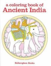 Ancient India Color Book (Paperback or Softback)