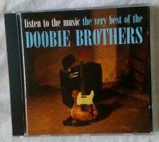 Doobie Brothers Feat Michael McDonald: Listen To The Music -THE VERY BEST OF CD