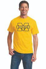 University of Michigan  T Shirt - sm thru 5x