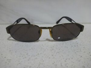 "GENUINE MENS VOGUE 1990"" VINTAGE RETRO 3254/S  METAL SUNGLASSES MADE IN ITALY"