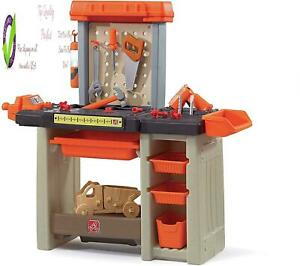 Step2 Handyman Workbench Kids Tool Bench, Oran