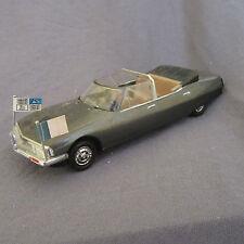 205E Norev Citroën SM Presidentielle 1972 Reine D'Angleterre 1:43