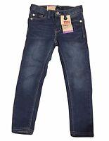 Levi's Girls Denim Legging Pants 4
