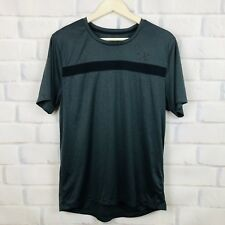 Umbro Mens Size Medium Gray Jersey Shirt Athletic Sport Soccer Tee