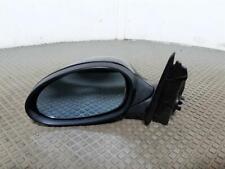 BMW 3 Series E90 05-10 Black SAPPHIRE N/S Passenger Electric Door Wing Mirror