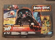 Star Wars Angry Birds Jenga Darth Vader Game complete